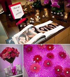 Pink Nightclub Themed Sweet Sixteen Party - The Celebration Society