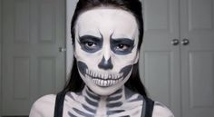 Halloween Costumes With Makeup - Amazing Halloween Costumes Using Just Makeup - Good Housekeeping