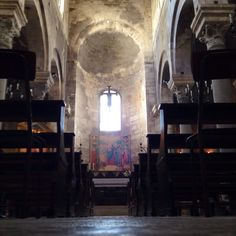 Trani (IT), chiesa di Ognissanti detta dei Templari