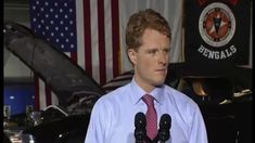 Joe Kennedy Delivers Democrat Response To State Of The Union Address 1/3...