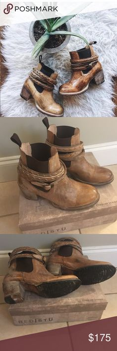 """Bed Stu """"Lorn"""" Boot in a size 9 Like new! Only worn a handful of times. Box included. Bed Stu Shoes Ankle Boots & Booties"""