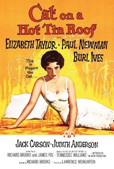 This was the first Elizabeth Taylor film I saw; it left a strong impact on me