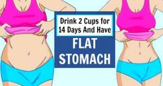 Lose Weight with This Two Minute Ritual - Drink 2 Cups A Day For 14 Days And Have A Flat Stomach! – Health n Tips Lose Weight with This Two Minute Ritual - Belly Fat Burner Workout Flat Abs, Flat Tummy, Flat Stomach, Flat Belly, Stomach Vacuum, Lose Weight Quick, Loose Weight, Body Weight, Losing Weight