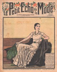 Lady in Evening Gown 1931