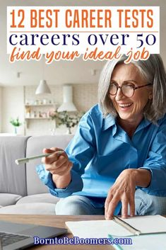 Career Tests: Must-Have Tool to Find Your Ideal New Career Over 50 - Born to Be Boomers New Career At 50, Best Career Test, Career Change, Career Advice, Career Path, Saving For Retirement, Early Retirement, Retirement Planning, Finding Purpose In Life