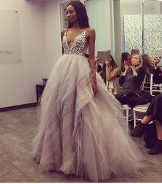 THAT wedding dress! / @allLove2                                                                                                                                                                                 More