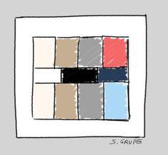 Capsule Wardrobe für den puristischen H-Figurtyp: Die Farbwelt von Diane Keaton ist überwiegend neutral und besteht aus Weiß, Schwarz, Off-White, Beige und Grau. Dazu gesellen sich Jeansblau und ein Spritzer Lachs sowie Hellblau. Die ganze Fashion-Analyse finden Sie bei www.modefluesterin.de unter Mode & Movies.