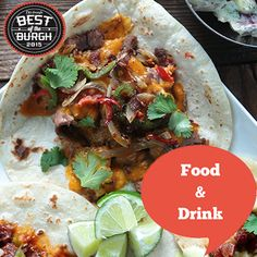 Best of the 'Burgh 2015: Food & Drink - Pittsburgh Magazine - July 2015 - Pittsburgh, PA #Pittsburgh #PMBest #Restaurants #Eat #Drink