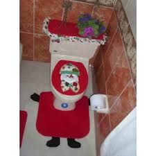 accesorios para baño motivo navidad - Buscar con Google ...