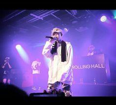 Bang Jaemin 방재민. Keep it Flexin. Kiff Clan. Hongdae Rolling Hall 홍대 롤링홀. High school rapper.