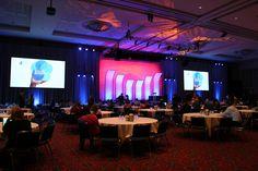 Oregon State University Oregon Social Business Challenge in the Portland Ballroom 2012