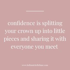Self confidence quotes for women and for girls What Is Confidence, Self Confidence Quotes, Body Confidence, Confidence Building, Girl Power Quotes, Girl Quotes, Woman Quotes, Positive Quotes, Motivational Quotes