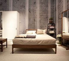 Tadao by Flou - design Vico Magistretti   Product   BEDS . letti ...