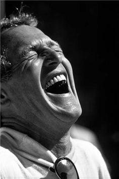 Paul Newman Laughter