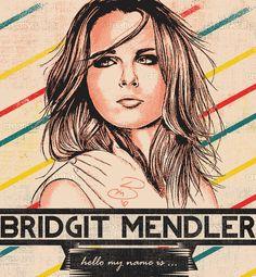 Bridgit Mendler Poster by edoodoe on CreativeAllies.com