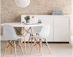 White Modern Chairs                                                                                                                                                                                 Plus