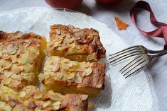 Chris a publié cette recette de gâteau aux pommes avec une croute hyper croustillante. Je l'avais mise de côté car je savais que j'allais le faire très rapidement. Ici on adore les gâteaux à base de pommes . Cette recette ressemble un peu à celle que...