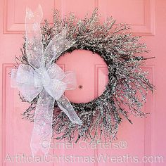 Winter Wreaths….-from The Everyday Home