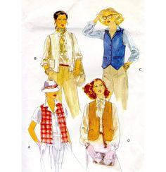 1970er Jahre VOGUE Muster 7084 vermisst von HermionesCloset auf Etsy