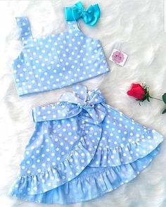 Discover recipes, home ideas, style inspiration and other ideas to try. Baby Girl Frocks, Frocks For Girls, Kids Frocks, Dresses Kids Girl, Little Girl Outfits, Kids Outfits, Toddler Outfits, Baby Girl Dress Patterns, Baby Dress Design
