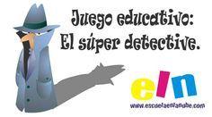 Juego educativo: El superdetective.
