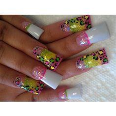 acrylic nails   Tumblr