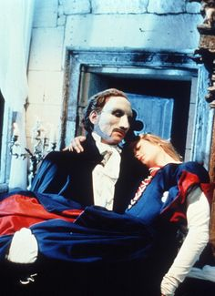 The 1990 mini tv series of Phantom with Charles Dance and Teri Polo. One of my favorites despite how dreadful Teri Polo's acting is.