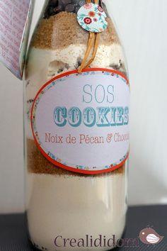 La recette pour créer un Kit SOS Cookies | Crealididom