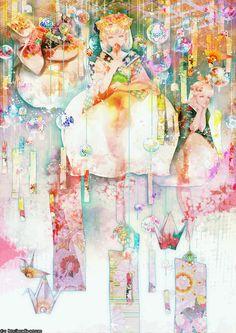 Arcadia Art : Ori Fuurin by U