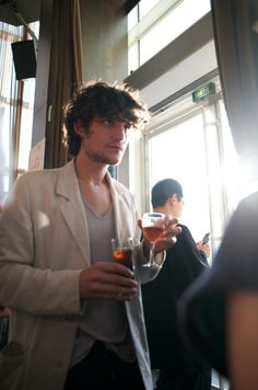 Louis Garrel.                                                                                                                                                                                 More