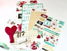 "Bible Art Journaling Kit ""einfach Liebe"" in unserem Shop!"