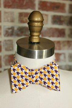 The Parade Grounds bow tie from Ties To The South