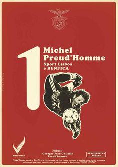 Benfica Museum: Michel