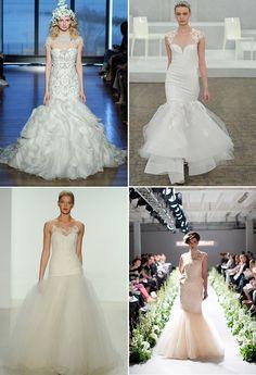 Elizabeth Stuart Linden Dress- Confetti http://www.confetti.co.uk/news/fashion-news/top-bridal-trends-for-2015/ #elizabethstuart