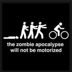 Evolution to bike