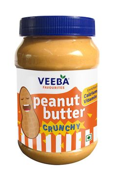 Planet Organic select only the finest peanuts to create their #crunchy_peanut_butter