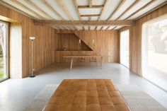 John Pawson is known for his minimalist aesthetic. When it came to his own dwelling in the Cotswolds, the architect used his signature principals to...
