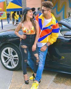 Neha Kakkar Hot and beautiful Photos Bollywood Couples, Indian Bollywood, Bollywood Fashion, Bollywood Girls, Celebrity Fashion Looks, Celebrity Outfits, Stylish Boys, Stylish Girls Photos, Punjabi Actress