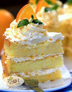 orange sponge cake recipe                                                                                                                                                                                 More