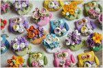 Martisoare 2015 – Bufnite cu flori