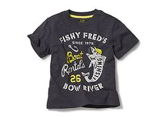 Kids Toddler Boy Graphic Tee