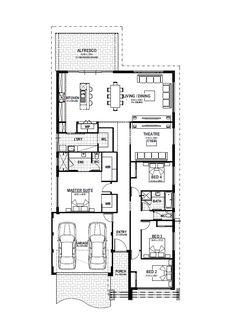 Wireframe blueprint drawing of 3d building house vector capri floorplan malvernweather Choice Image