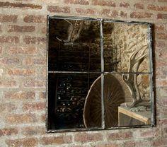 Une fenêtre d'usine