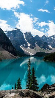 papers.co-ne69-lake-louise-mountain-lake-fantastic-nature-4-wallpaper