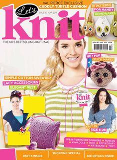 Let's Knit Issue 90 2015 - 轻描淡写的日志 - 网易博客