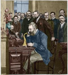 The 10 Inventors Everyone Should Know: Alexander Graham Bell 1847-1869
