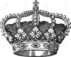 queen crown drawing , Google Search