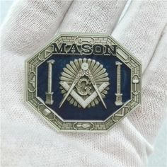 Freemason Badges Pins