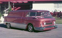 1955 GMC Pickup | 1955 GMC L Universelle Show Truck
