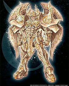 SOG02 God Cloth Taurus Aldebaran